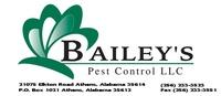 Bailey's Pest Control, LLC