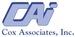 Cox Associates, Inc.