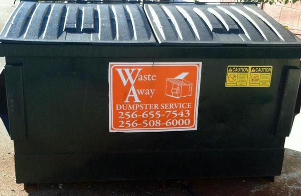 Waste Away Dumpster Service Llc Dumpster Recycling Waste