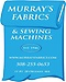 Murray's Fabrics & Sewing Machines