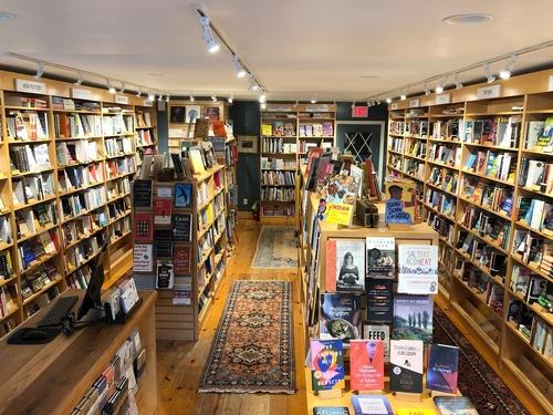 Inside our shop!