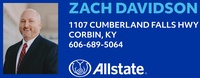 Zach Davidson Allstate Insurance