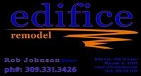 Edifice Remodel