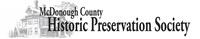 McDonough County Historic Preservation Society
