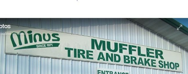 Minus Muffler Full Service Garage & Towing