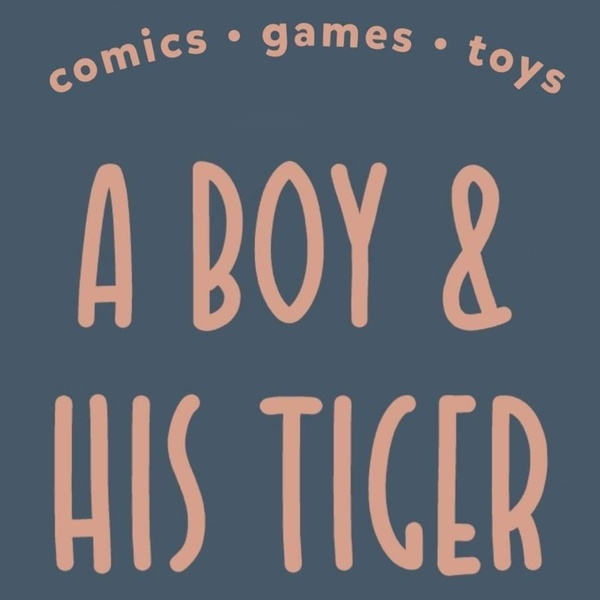 A Boy and His Tiger