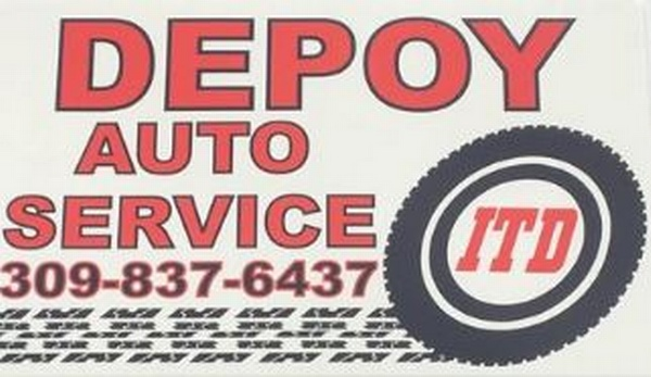 Depoy Auto Services