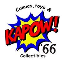 KAPOW '66 Comics & Toys
