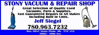 Stony Vacuum & Repair Shop