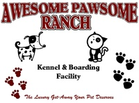 Awesome Pawsome Ranch Luxury Pet Hotel