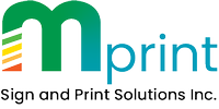 Mprint Sign and Print Solutions Inc.