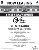 Village on Green Apartments - Senior Living