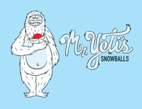 The Bean's - Mr. Yeti Snow Cones & Hot Chocolate