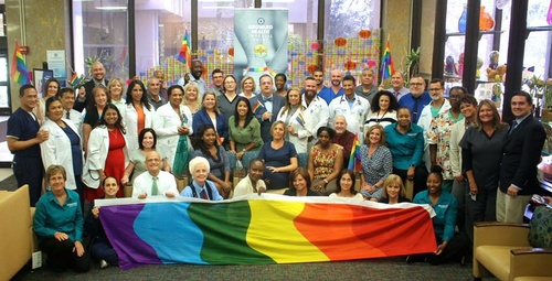"""Celebrating our HRC Healthcare Equality Index """"Top Performer"""" Recognition"""