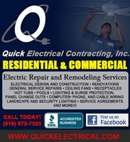 Quick Electrical Contracting, Inc.