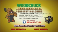 Woodchuck Tree Service