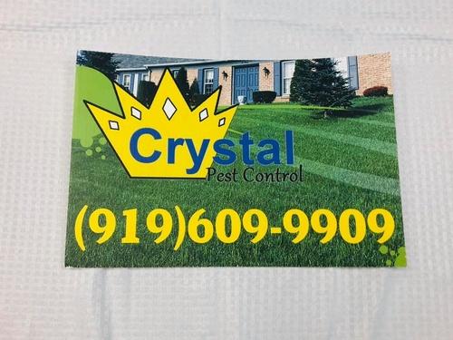 Crystal Pest Control