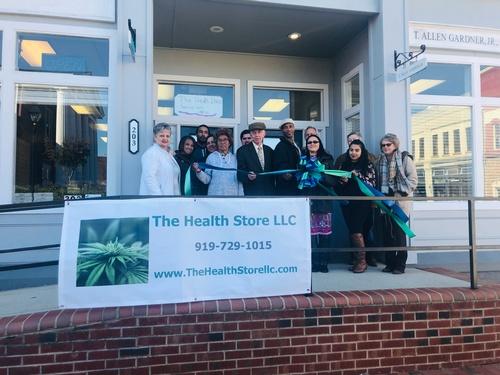 The Health Store LLC Ribbon Cutting