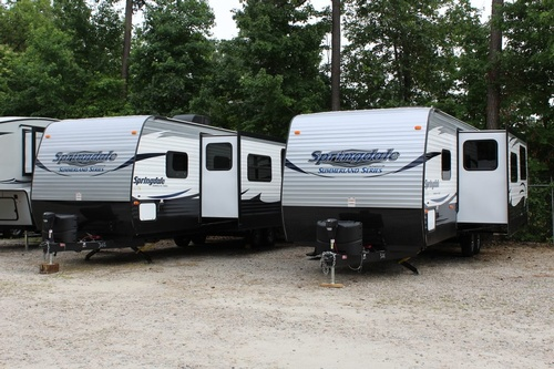 Shaw RV Campers