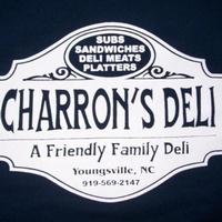 Charron's Deli & Cafe