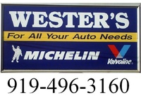 Wester's Front End and Brake Shop