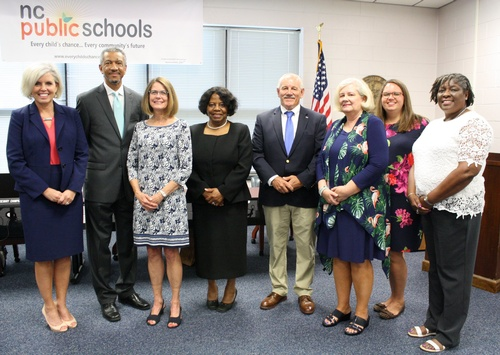Franklin County Schools Board members
