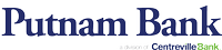 Putnam Bank, a division of Centreville Bank