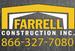Farrell Construction