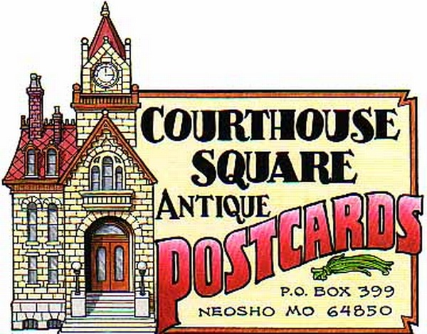 Courthouse Square Antique Cards