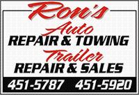 Ron's Auto & Trailer