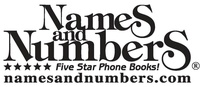 Names and Numbers