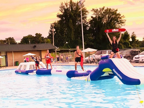 Neosho City Pool Managed by YMCA