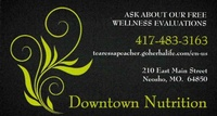 Downtown Nutrition