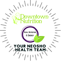 Downtown Nutrition & BLVD. Nutrition