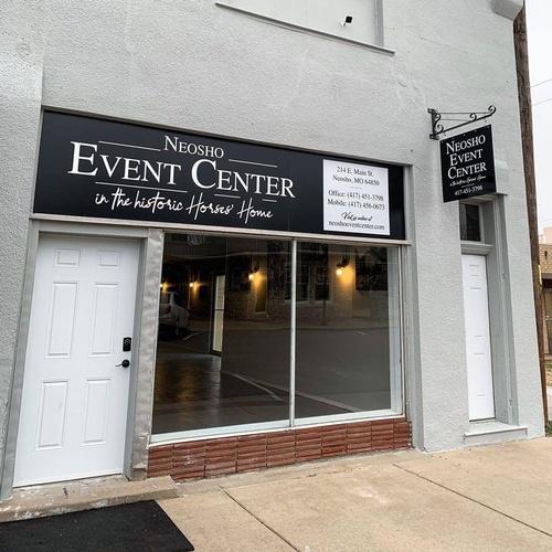 Neosho Event Center