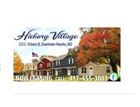 Hickory Village Townhouses