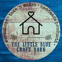 The Little Blue Craft Barn