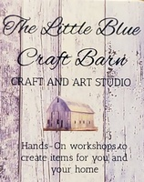 The Little Blue Craft Barn