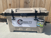We are giving away this igloo IMX 70 Cooler!