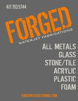 Forged Waterjet Fabrications