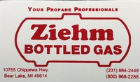 Ziehm's Bottle Gas