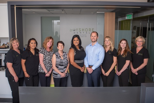 The Bayshore Dental Team