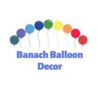 Banach Balloon Decor
