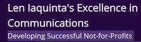 Len Iaquinta's Excellence in Communications, Inc.