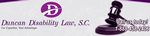 Duncan Disability Law, SC