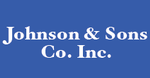 Johnson &  Sons