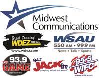 Midwest Communications (WRIG/WIZD/WIFC/WDEZ/WSAU/WOFM)