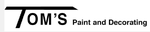 Tom's Paint & Decorating