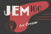Jem 100 Ice Cream Saloon