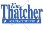 Kim Thatcher, Senator